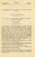 "[""<p> Government document.  At head of title: 63d Congress, 2d Session. Senate. Report no. 321.</p>""]"
