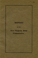"[""<p> Pamphlet.  ""Respectfully submitted, The new Virginia Debt Commission, Jno. J. Cornwell, Chairman, Jos S. Miller, W. E. Wells, W. T. Ice, Jr., William McKell.""</p>""]"