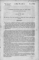 "[""<p> Government document.  At head of title: 24th Congress, 2d session. Ho. of Reps. [Rep. No. 135.].</p>""]"