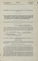 "[""<p> Government document.  At head of title: 58th Congress, 3d session. Senate. Document, no. 55.</p>""]"
