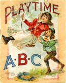 "[""<p> Pamphlet.  ""Copyright 1900 by McLoughlin Bros., New York"".</p>""]"