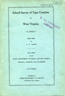 "[""Monograph. \""Report made by L. V. Canins, survey made by the State Department of Rural Schools, Normal Schools, Colleges, and University.  Published by State Department of Schools, Charleston, West Virgina.\""<br />""]"