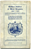 "[""<p> Pamphlet. Compiled by John E. Day, secretary of the Semi-centennial Commission of West Virginia. Includes lists of commissioners, the Commission's history and the appointment of the Commission's posts in 1909. Also contains a history of West Virginia, including its separation from Virginia, and its various capitols.<br /> <br />  </p>""]"