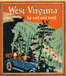 "["" Serial issue. Issued as: <em>Bulletin of the West Virginia Department of Agriculture</em>, no.73 (1927:July). Cover title: West Virginia by rail and trail.""]"