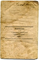 "[""<p> Serial. Printed Ephemera Collection has: 1838.<br /> <br />  </p>""]"